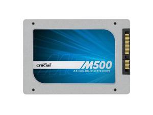 "Crucial CT240M500SSD1 M500 240GB SATA3 2.5"" Internal Solid State Drive (MLC) SS"