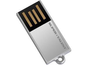 New Super Talent Pico-C 2GB 2G USB 2.0 Flash Memory Drive in Good Condition