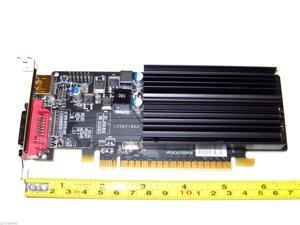 NEW 2GB Half Height Small Form Factor PC Single Slot PCI-E x16 Video Graphics Card