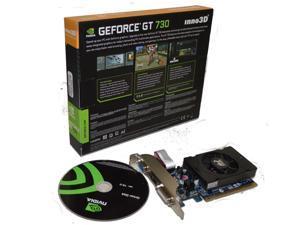 INNO3D NVIDIA Geforce GT 730 2GB DDR3 PCI Expressx 16 Video Graphics Card HMDI windows 8/7/visa