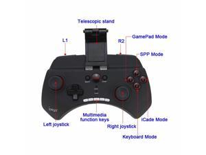Multi-Media Handheld Video Game Controller Bluetooth 3.0 Wireless for iPhone Android