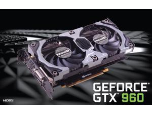 Inno3D NVIDIA GeForce GTX 960 OC 2GB DDR5 PCIE 3.0 Video graphics Card 4K HDMI