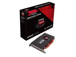 AMD FirePro W5100 4GB GDDR5 4DisplayPorts PCI-Express Video Card Shipping From US
