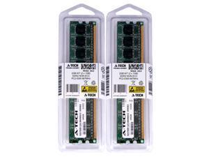 Atech 2GB Kit Lot 2x 1GB PC2-5300 5300 DDR2 DDR-2 667mhz 667 Desktop Memory RAM