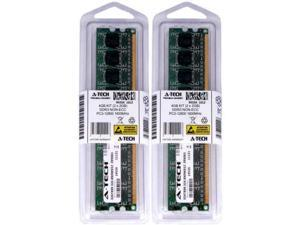 Atech 4GB Kit Lot 2x 2GB DIMM DDR3 Desktop 12800 1600MHz 1600 240pin Ram Memory