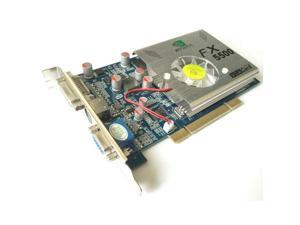 NVIDIA GeForce GF FX 5500 FX5500 256 MB PCI Desktop Video Graphics Card Vga