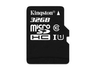 Kingston TF 32GB UHS-I Class10 TF(Micro SD) 80MB/s  Memory Flash Card with One TF SD Card Reader Adapter for MacBook Air/Pro Mac