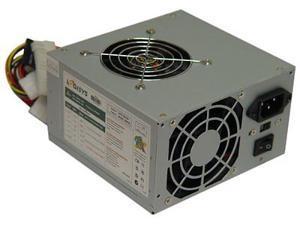 Logisys PS480D2 480W 240-Pin Dual Fan 20+4 ATX Power Supply Computer Power Supply