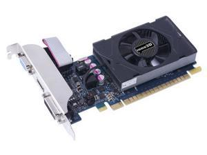 Inno3D Geforce GT 610 1GB LP with low profile bracket and include new windows 10 CD driver
