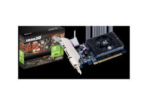 Inno3D nVidia GeForce GT610 1GB DDR VGA/DVI/HDMI PCI-Express Video graphics Card shipping from US