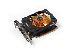 ZOTAC NVIDIA GeForce GTX 750 Ti 2DVI/Mini HDMI pci-e Video 1GB 128-Bit GDDR5 PCI Express 3.0 x16 DirectX 11.2 OpenGL 4.4