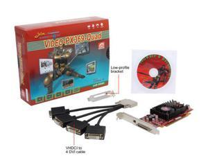Jaton AMD Radeon HD 6570 1GB DDR3 4VGA Low Profile PCI-Express Jaton Corporation DirectX 11.1 OpenGL 4.2 Video Graphics Card