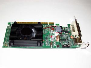 Dell OptiPlex 380 390 750 760 780 790 960 980 990 3010 7010 7020 SFF nVIDIA GeForce 8400 GS 512MB PCI-Express 2.0 x16 DVI+HDMI Single Slot Low Profile Video Graphics Card