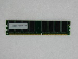 1GB MEMORY PC 3200 400MHz DDR1 64X8 FOR HP PRESARIO SR1550NX SR1557ES SR1560AN SR1560NL SR1563CL SR1569ES