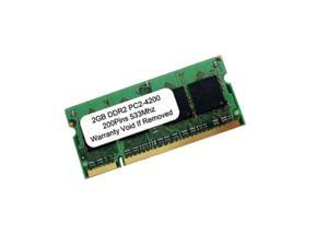 2GB DDR2-533MHz 200pin SODIMM PC2-4200 Notebook LAPTOP RAM Memory