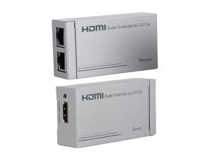 MT-ED03 HDMI Signal Booster Extender Repeater 60M Using two CAT-5e/6 Cable