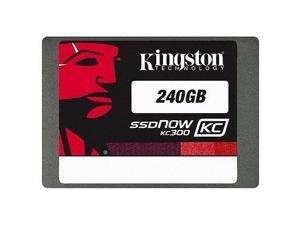 "Kingston SSDNow KC300 240 GB 2.5"" Internal Solid State Drive"