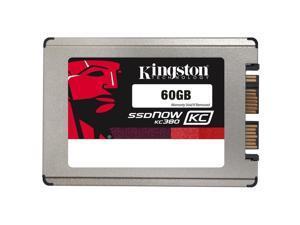 "Kingston SSDNow KC380 60 GB 1.8"" Internal Solid State Drive"