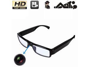 HD COOL SPY Hidden Video Camera Eyewear Frame Glasses Mini DV DVR Camcorder