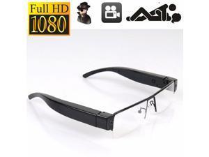 Spy FULL HD 1080P Hidden Camera Glasses Video Recorder Eyewear Camcorder DV