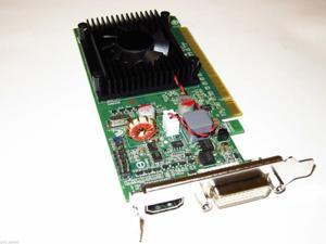 1GB Half Height Small Form Factor SFF Single Slot PCI-E x16 Video Graphics Card Shipping From US