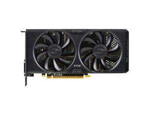 EVGA NVIDIA GeForce GTX 750 Ti 2GB GDDR5 DVI/HDMI/DisplayPort pci-e Video shipping from US