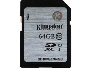 Kingston 64GB 64G SDHC SD 45MB/s UHS-I U1 C10 SD10VG2  full HD memory card