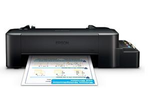 EPSON L120 Single-function Compact Size Printer Inkjet Color Ink Tank System