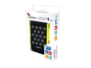 ADATA HD720 1TB Waterproof/Dustproof/Shockproof External Hard Drive Yellow