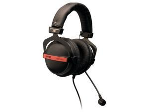 Superlux HMC660E Professional Audio Monitoring Headset with Condenser Microphone