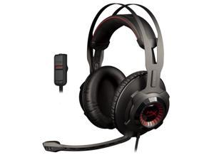 Kingston HyperX Cloud Revolver Gaming headset HX-HSCR-BK/AS Black