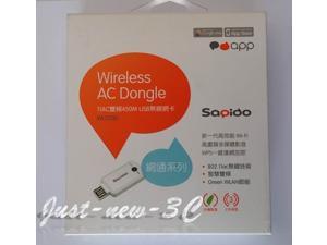 Sapido WU328C 450Mbps Wireless 802.11ac Dual-Band USB dongle Wifi