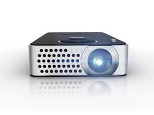 Philips PPX4350 Wireless PicoPix pocket projector HDMI micro SD media player