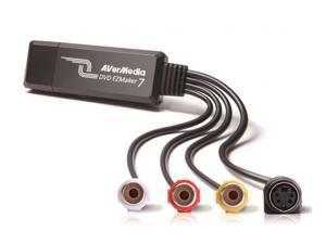 AverMedia EZMaker USB SDK C039P USB2.0 Single Channel SD Video Capturing