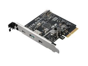 ASUS ThunderboltEX 3 III PCI Express Expansion Card For Z170 X99 RAMPAGE V EXTREME