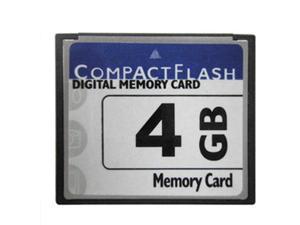 4gb cf card 4GB CF Memory Card for Digital Cameras Cellphones GPS