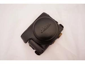 Protective Leather Camera Case Bag Cover for Leica D-Lux 6 D-Lux 5 Lux6 Lux5 DLUX5 DLUX6 Digital Camera