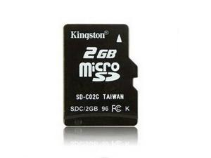 2GB Micro SD TF Micro SD Memory Card For Camera Cell Phone MP3 MP4