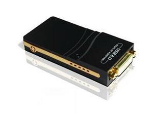 USB Multi Display Adapter USB2.0 UGA to DVI VGA HDMI Video Card Dual Monitor Converter