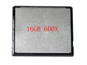 16GB 600X High Speed 90MB/s CF Card Compact Flash Digital Memory Card