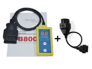 B800 ODB2 OBDII  Srs Airbag Scan & Reset Tool Scanner Resetter For Bmw
