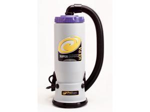 ProTeam Super QuarterVac HEPA Back Pack Vacuum