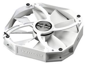 Phanteks 140mm 600-1300RPM UFB Bearing Cooler Fan - White (PH-F140HP_WT)