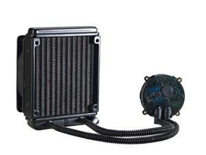 Cooler Master Seidon 120M - PC CPU Liquid Water Cooling System, All-In-One Kit with 120mm Radiator and Fan