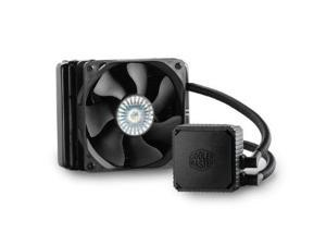 Cooler Master Seidon 120V - PC CPU Liquid Water Cooling System, All-In-One Kit with Compact 120mm Radiator and Fan