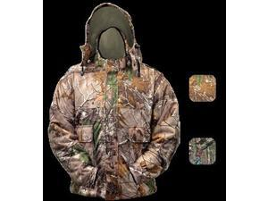 Ambush Waterproof Fleece Jacket Mossy Oak Infinity Large