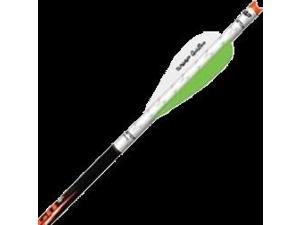 NAP Quickfletch Crossbow Quick Spin 1 White/2 Green