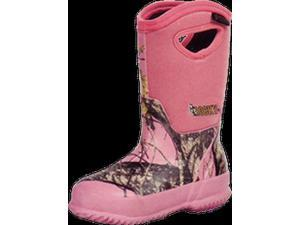 Adolescent Core Rubber Boot 400g M.O.Pink Size 7