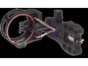 Aluma Elite 5 Pin .019 D.T. Sight w/Precision Adjust