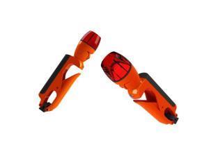 Blackfire Clamplight Emergency LED Light-Orange BBM889E